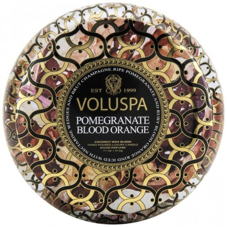 Voluspa - Pomegranate Blood Orange 2-wick duftlys