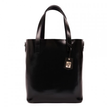 Frédérique Van Heesch - Ladylike Shopper - Black + Gold