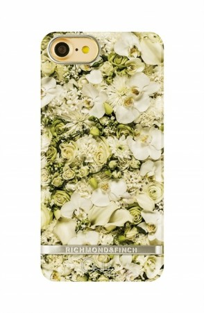 Richmond & Finch - Deksel White Blossom Iphone 6