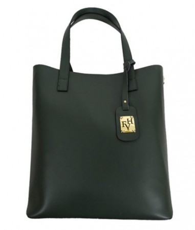 Frédérique Van Heesch - Ladylike Shopper - Forest Green