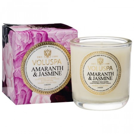 Voluspa - Amaranth & Jasmine boxed 25 timer
