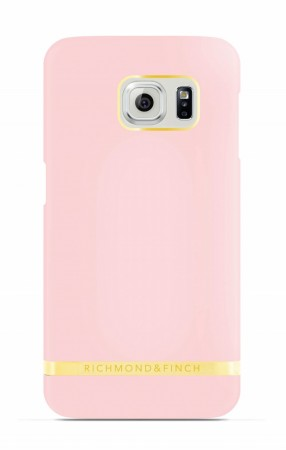 Richmond & Finch - Deksel Soft Pink Samsung S6
