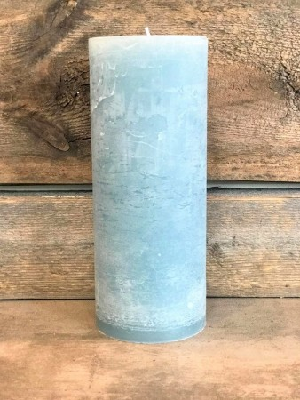 Cozy Living- Kubbelys Rustic Winterblue- 160 Timer