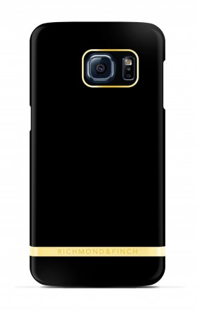 Richmond & Finch - Deksel Satin Black Samsung S7