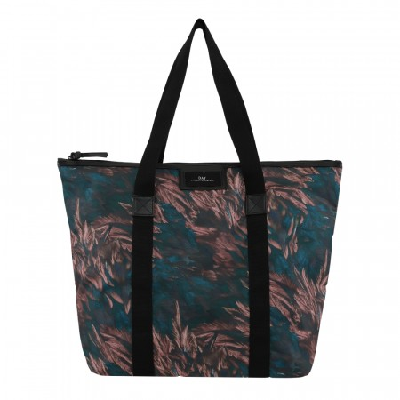 Day Et - Gweneth P Feather bag