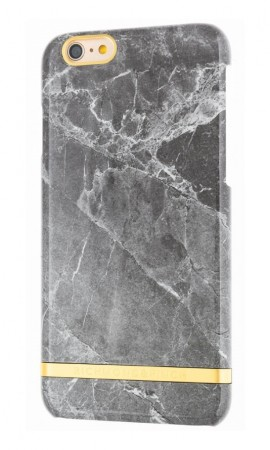 Richmond & Finch - Deksel Grey Marble Iphone 7