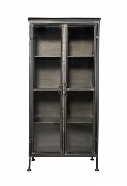 Be Pure Home - Puristic metal cabinet