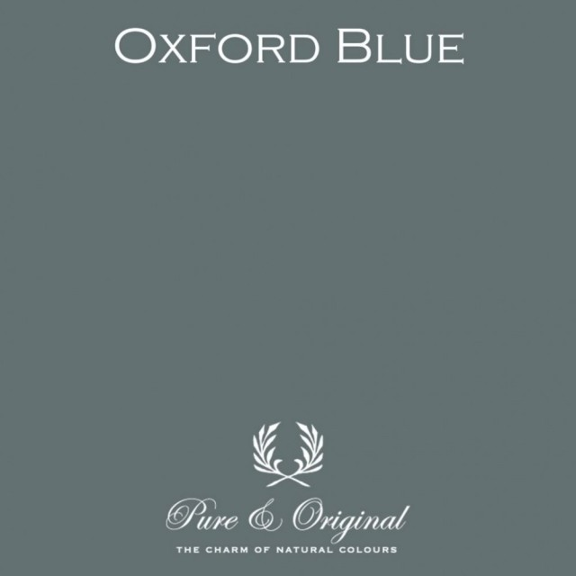 Pure & Original - Kalkmaling Fresco Oxford Blue 1 liter